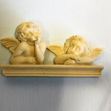 SP 102 cm 5,5x11 - Angeli Raffaello cornicione in marmorina