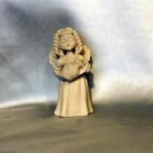 SP 061 cm 7 h - Angiolettina in marmorina